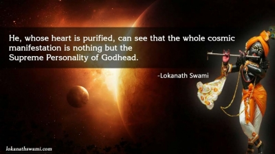 Lokanath Swami ISKCON