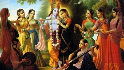 Krishna Conscious