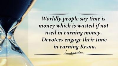earning-Krishna